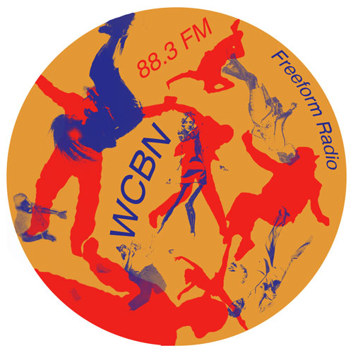 WCBN Freeform Slipmat