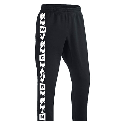 WCBN Sweatpants