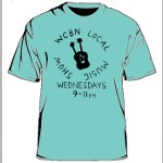 Click here for more information about WCBN Local Music Show T-Shirt