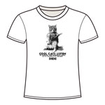 WCBN Down Home Show Banjo-Cat T-Shirt