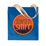 WCBN Sunset Shift Tote