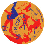 Click here for more information about WCBN Freeform Slipmat