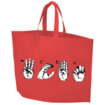 Click here for more information about WCBN Sign Language Tote Bag